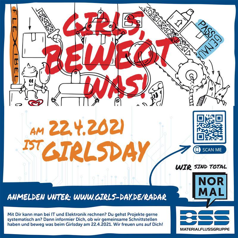 Girls-Day – IT & Technik sind nicht nur was für Nerds!