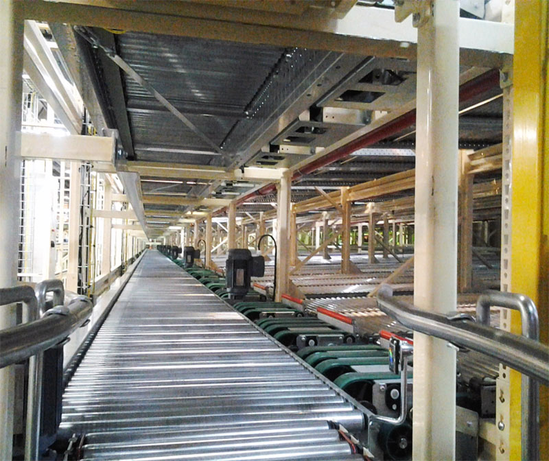CSi & DLS - Automation Tabacco Industry