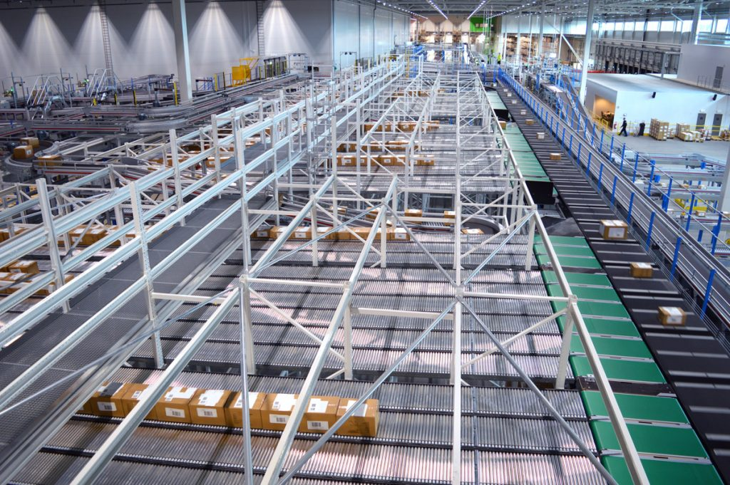 DLS completes installation of carton buffer at Varner in Sweden