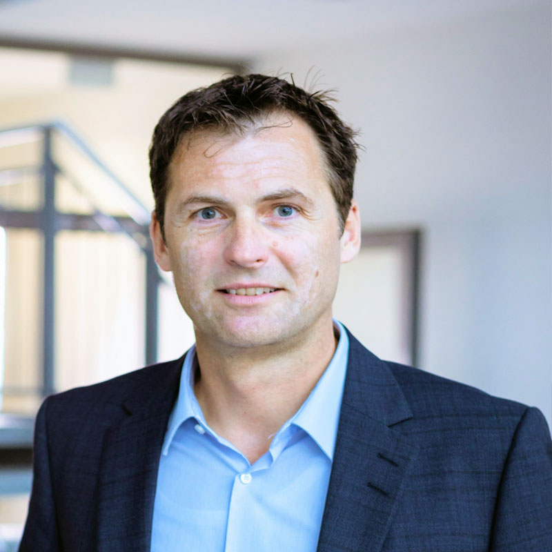 Andreas Bauer, neuer Vorstandsvorsitzender ROFA AG