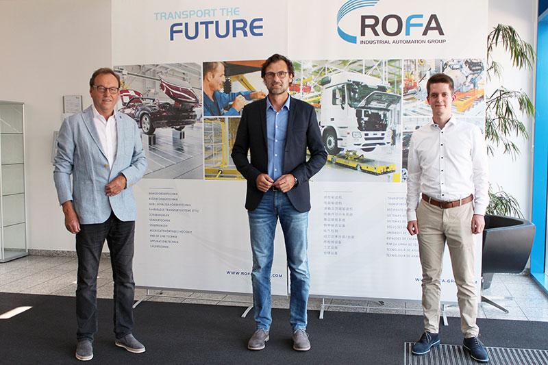 ROFA gratuliert der Tischtennisabteilung des SV DJK Kolbermoor