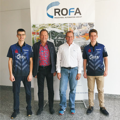 ROFA congratulates the SV DJK Kolbermoor