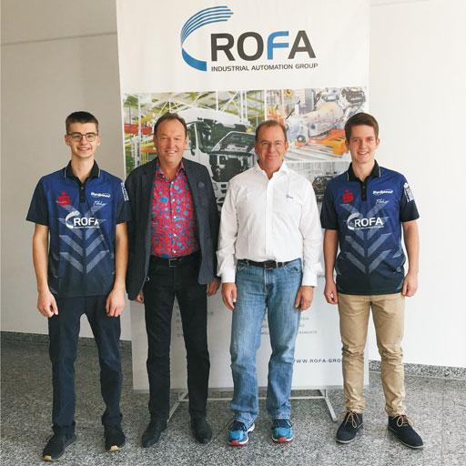 ROFA gratuliert dem SV DJK Kolbermoor