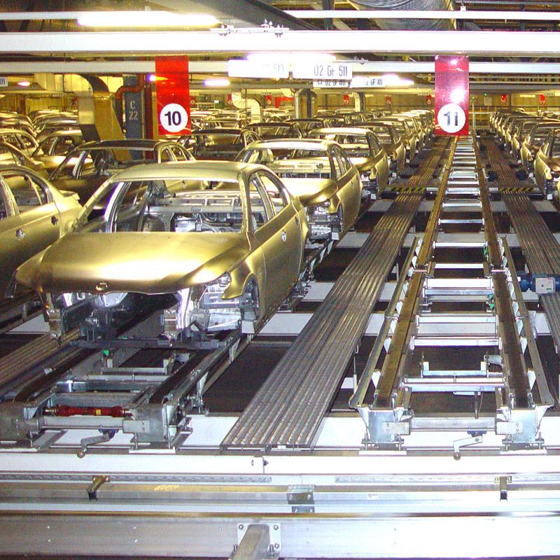 滑橇 / 箱体输送系统